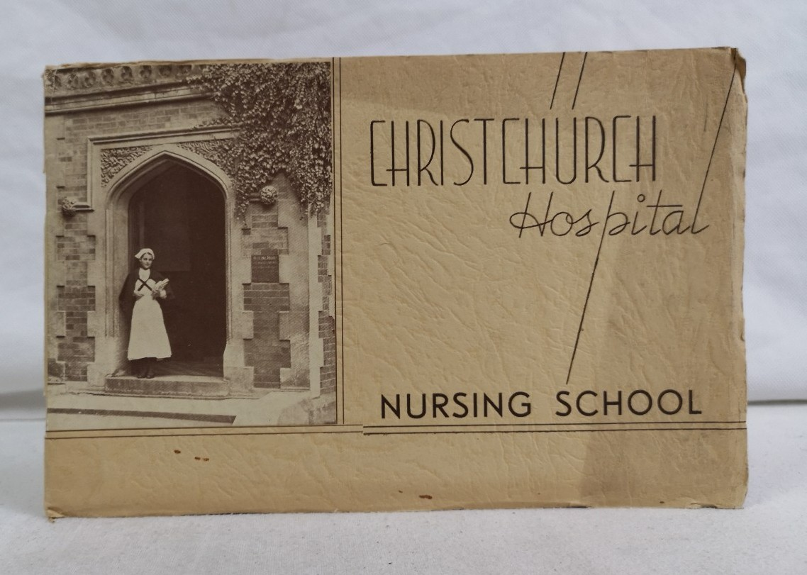 Christchurch Hospital. New Zealand.