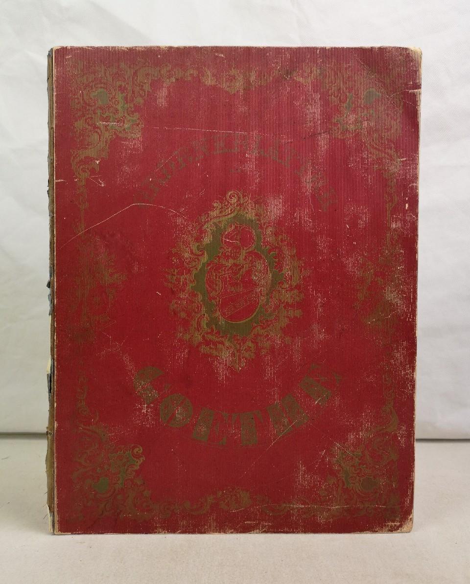Gedenkblätter an Goethe.