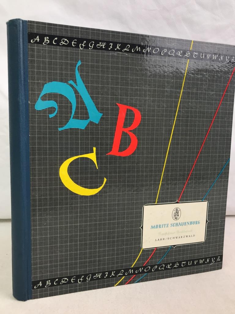 Unser Schriftenbuch.