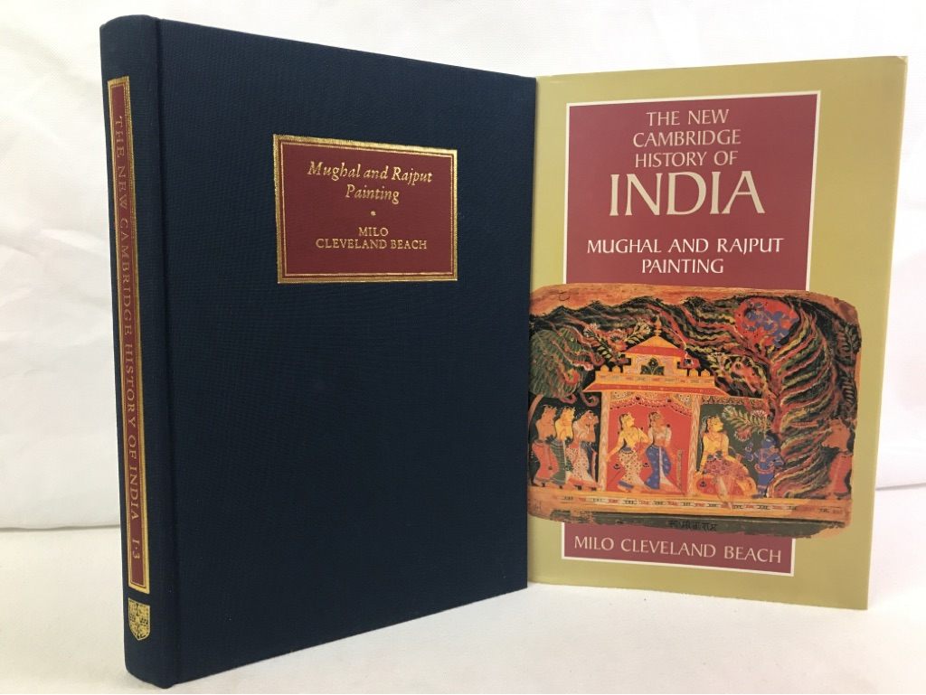 Mughal and Rajput Painting. The New Cambridge History of India, I : 3. 1.Auflage