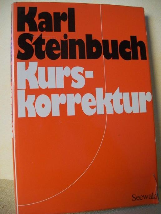 Kurskorrektur Karl Steinbuch