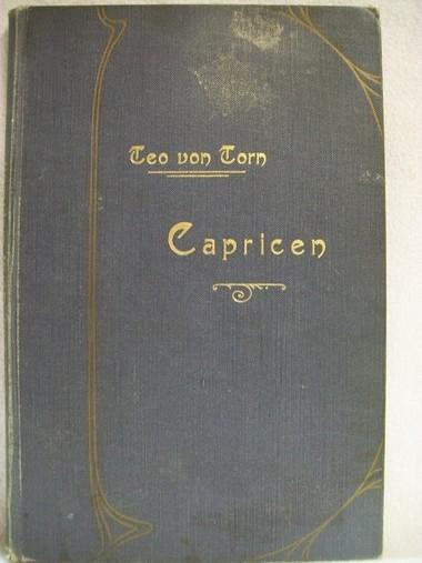 Capricen Humoresken;   illustriert von F. Hlavaty