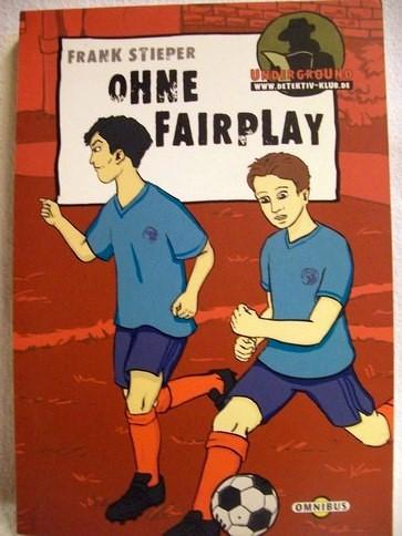 Ohne Fairplay. Frank Stieper