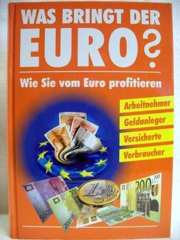 Was bringt der Euro? wie Sie vom Euro profitieren