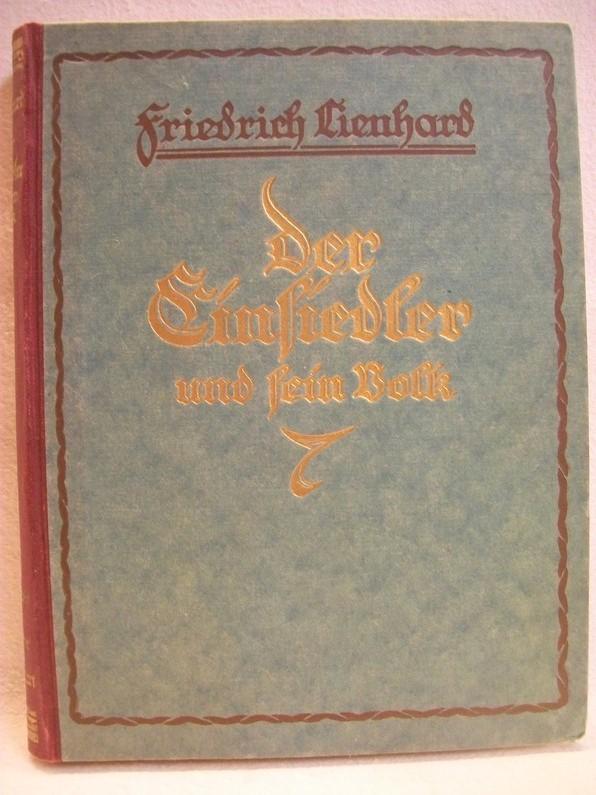 Der Einsiedler und sein Volk : Erzählungen. 22. Aufl.