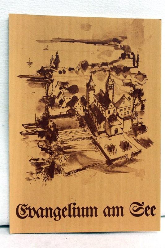 Evangelium am See Illustrationen: Bruno Kröll