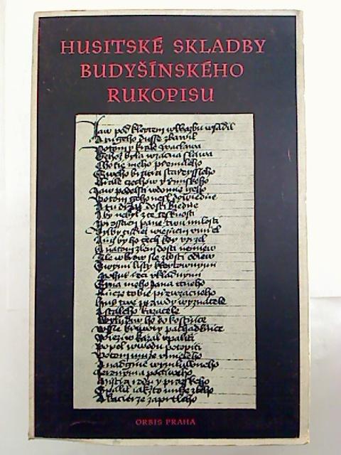 Hustské skladby budysinského rukopisu