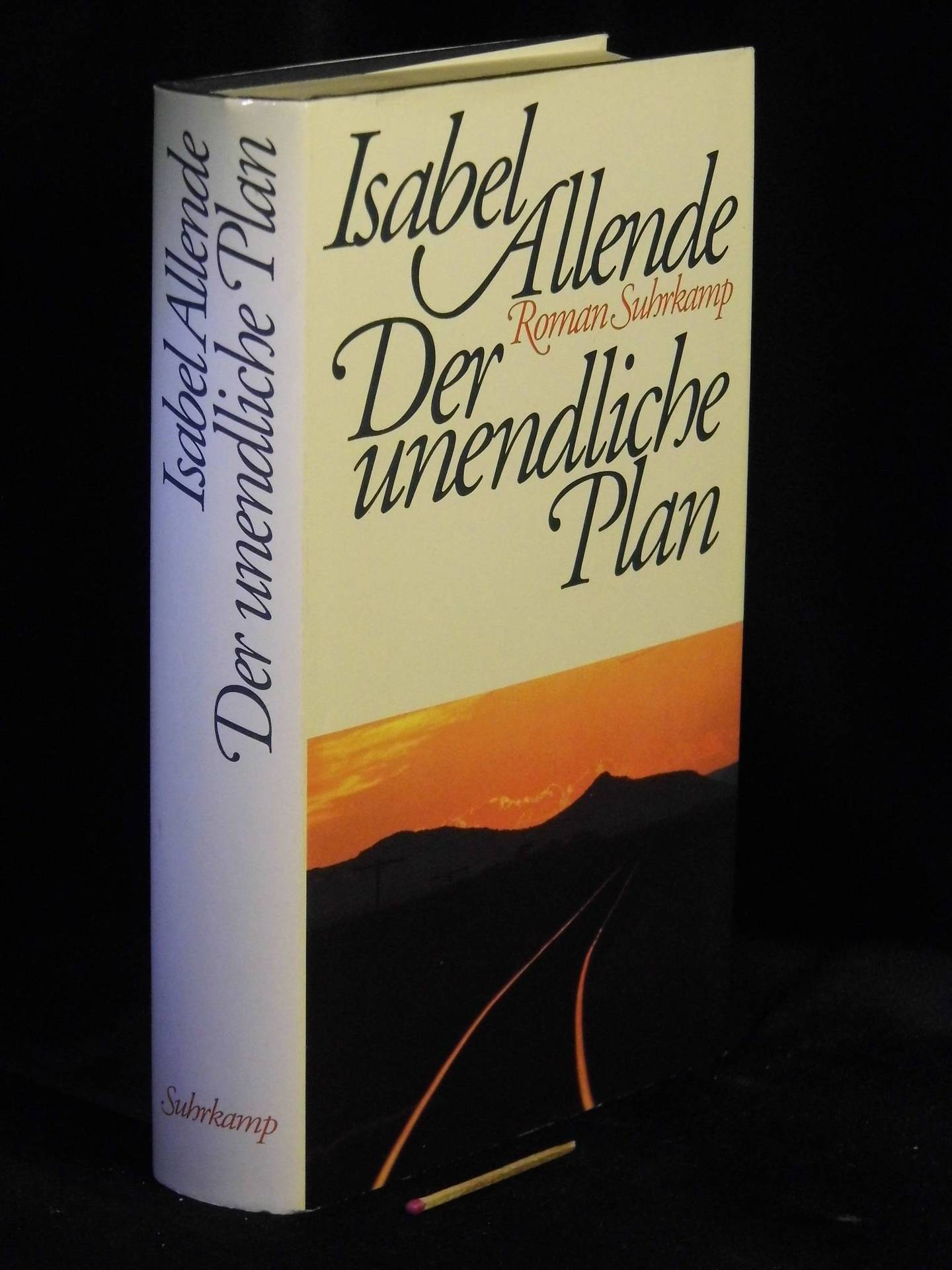 Der unendliche Plan - Roman -