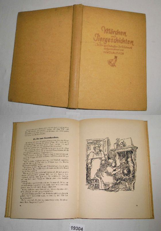 Märchen und Tiergeschichten - In den Landschaften der Westmark aufgezeichnet