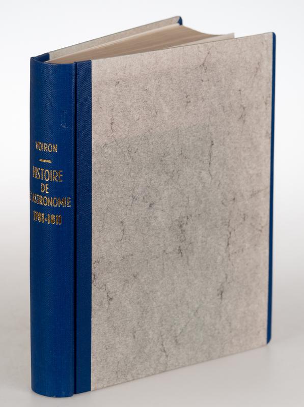 Histoire de L´Astronomie. Depuis 1781 Jusqu´a 1811, pour servir de Suite a L´Histoire de L´Astronomie de Bailly.
