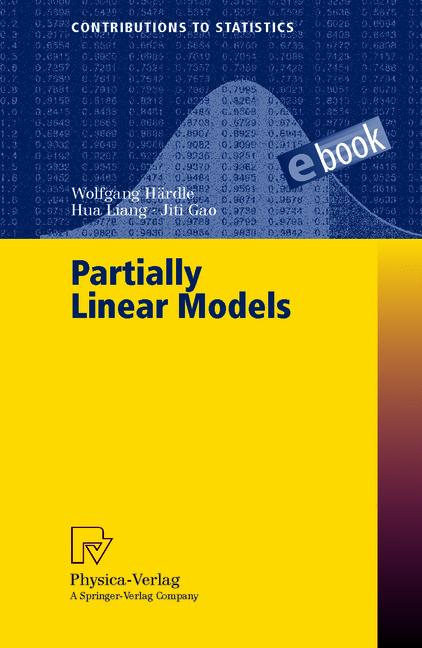 Partially Linear Models. Contributions To Statistics.