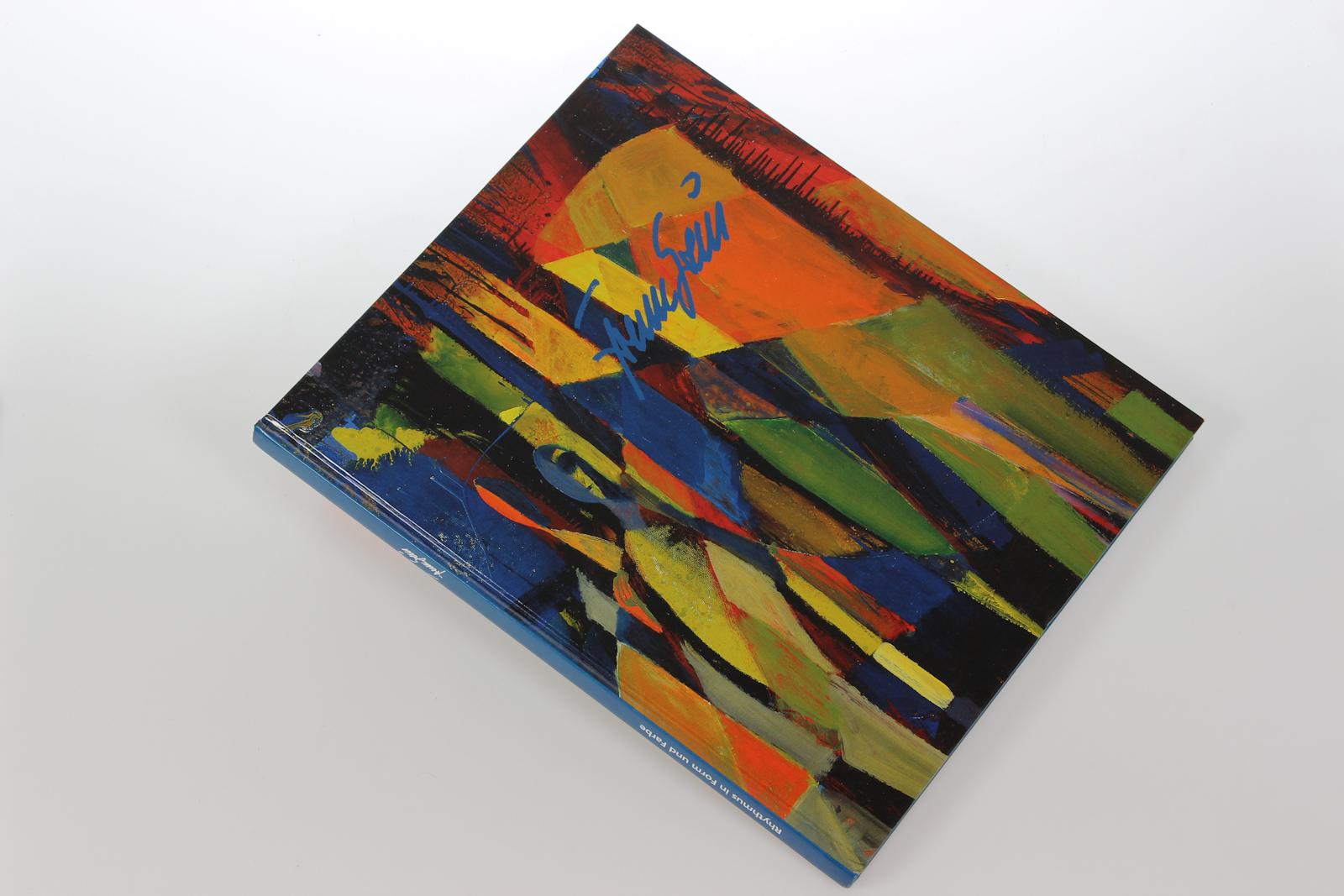 Franz Grau : Rhythmus in Form und Farbe ; Lebenswerk des Künstlers Franz Grau. [Hrsg. Leonore Welscher]