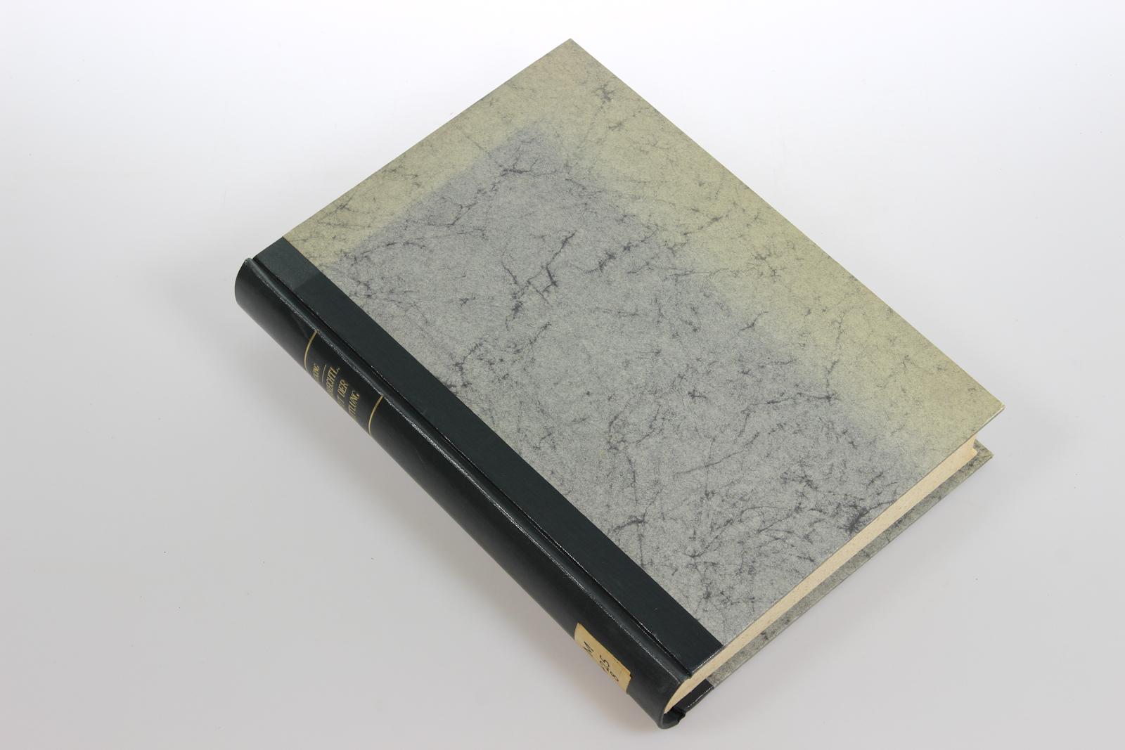 Schücking, Walther: Das Völkerrechtliche Institut der Vermittlung. (=Publications de L' Institut Nobel Norvègien; Tome 2).