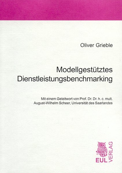 Modellgestütztes Dienstleistungsbenchmarking.