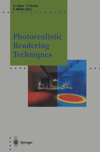 Photorealistic Rendering Techniques.