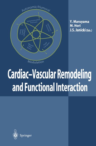 Cardiac vascular remodeling and functional interaction.