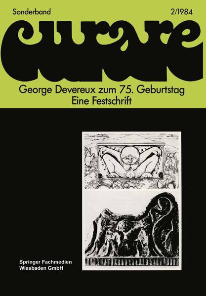 George Devereux zum 75. Geburtstag. Eine Festschrift.