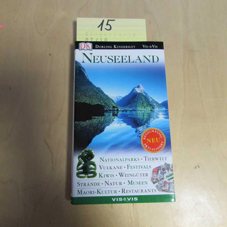 Vis a Vis Reiseführer Neuseeland  7. Auflage, aktualisierte Neuauflage 2010/2011 - Corrigan, Helen, Roef Hopman und Gerard Hutching