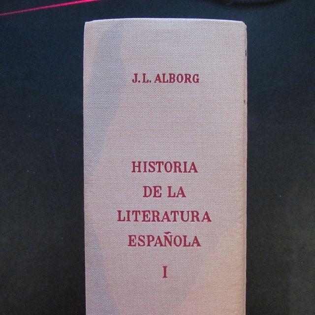 Historia de la literatura espanola - Edad media y renacimiento (Band 1)  Segunda edicion ampliada - Alborg, Juan Luis