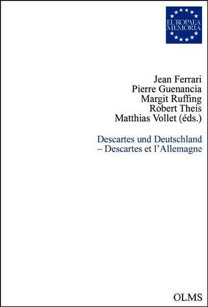 Descartes und Deutschland - Descartes et l
