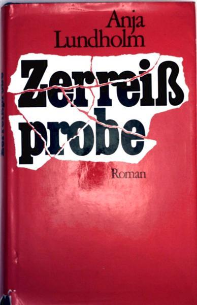 Zerreissprobe (Roman)