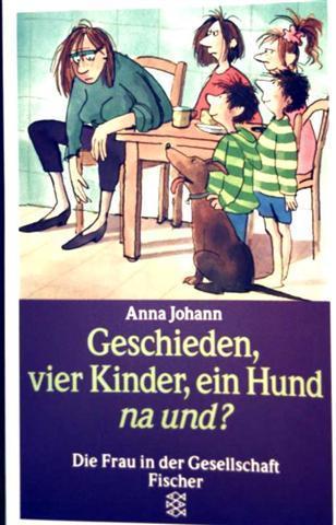 Geschieden, vier Kinder, ein Hund - na und? ( Die Frau in der Gesellschaft).: Set of 6 Cassettes & Book