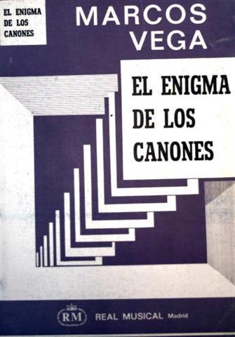 El Enigma de los Canones 1. Auflage