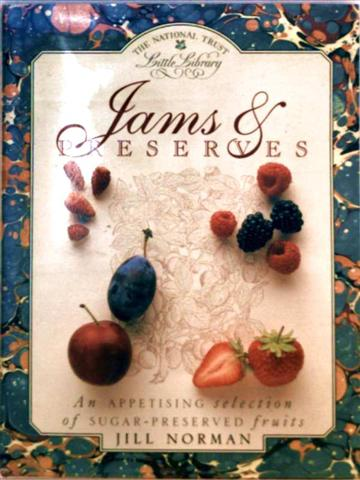 Jams and Preserves, An appetising selection of sugar-preserved fruits