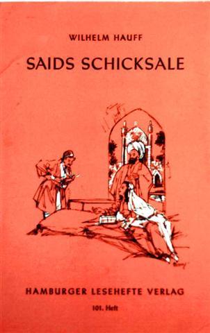 Saids Schicksale (Hamburger Leseheft)