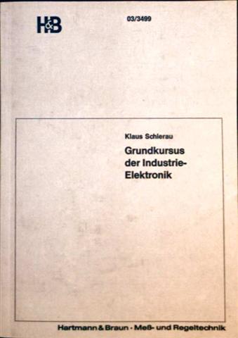 Grundkursus der Industrie-Elektronik