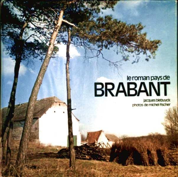 Le roman pays de Brabant