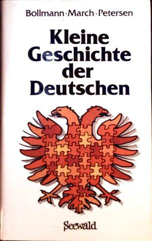 Kleine Geschichte der Deutschen