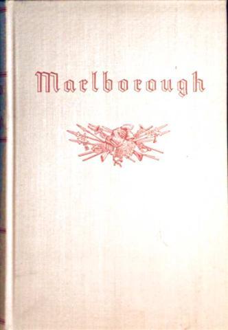 Marlborough: Englands Fahnen im deutschen Wind. Roman