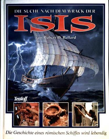 Die Suche nach dem Wrack der Isis. Die Geschichte eines römischen Schiffes wird lebendig