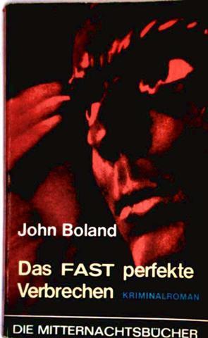 Das fast perfekte Verbrechen - Kriminalroman (Die Mitternachtsbücher)