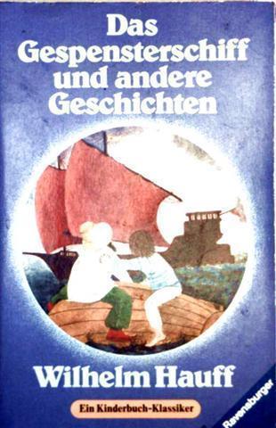 Das Gespensterschiff und andere Geschichten (Kinderbuch-Klassiker ab 9 Jahren) [schwarzweiß illustriert]