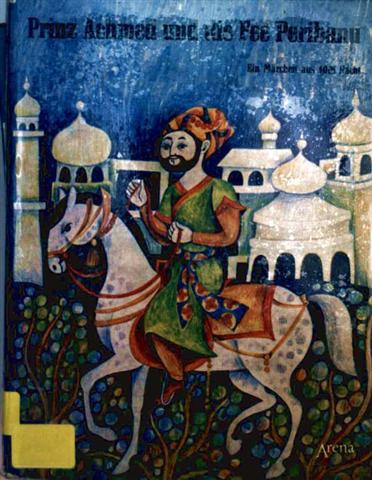 Prinz Achmed und die Fee Peribanu - Ein Märchen aus 1001 Nacht  (Meistererzählungen - schwarzweiß illustriert]