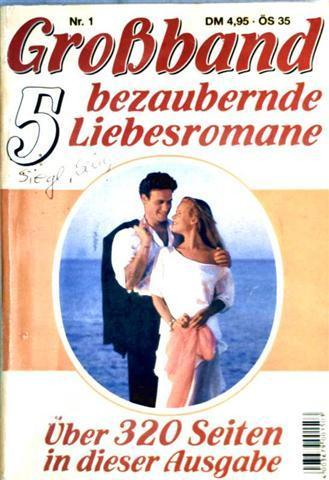 Kelter Großband/Sammelband Nr.1, 5 Liebesromane: was auch immer kommen mag / Flitterwochen mit einem Fremden / kein Glück für Alexa / Glück hat keine Worte / der Fremde mit den schönen Augen