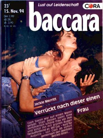 Verrückt nach dieser einen Frau (baccara - Lust auf Leidenschaft - Band 802)