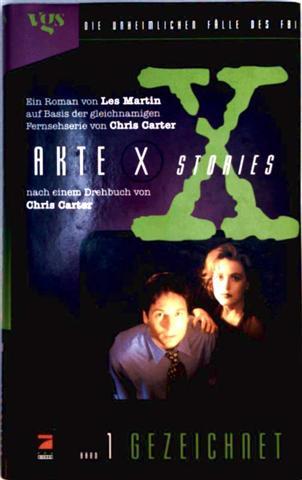 Akte X Stories, Band 1. Gezeichnet