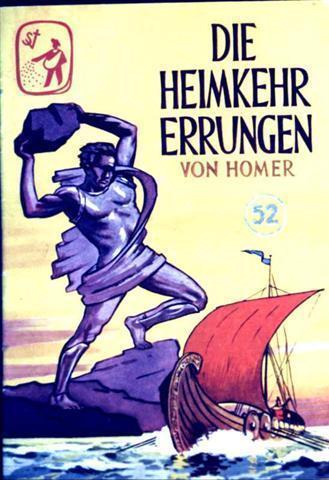 (nach) Homer: Die Heimkehr errungen (Frische Saat Nr. 52)