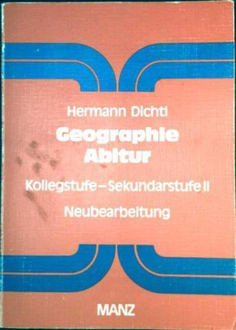 Geographie Abitur- Kollegstufe - Sekundarstufe II