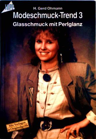 Modeschmuck-Trend 3 - Glasschmuck  mit Perlglanz