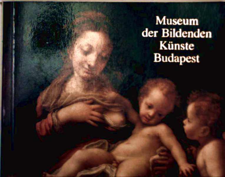 Museum der bildenden Künste Budapest