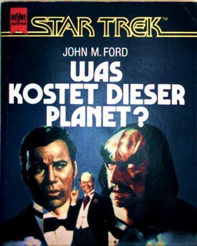 Was kostet dieser Planet? STAR TREK. Raumschiff