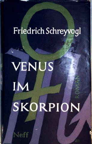 Venus im Skorpion - Roman