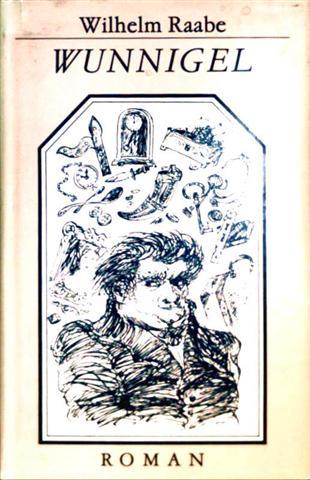 Wunnigel - Roman [schwarz-weiß illustriert]