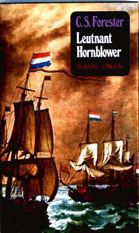 Leutnant Hornblower [mit Schwarzweiß-Landkarten illustriert]