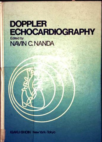 Medizin - Navin C. Nanda: Doppler Echokardiographie