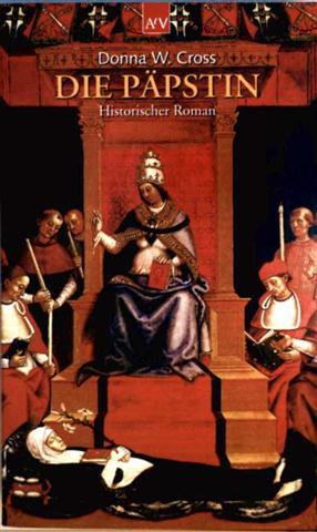 Die Päpstin - historischer Roman
